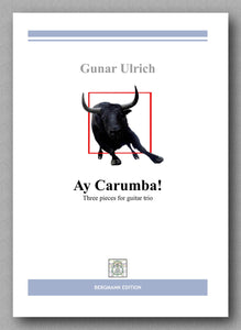 Ulrich, Ay Carumba - preview of the cover