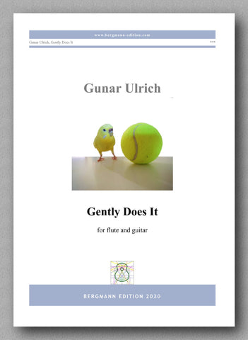 Gunar Ulrich, Gently Does It - preview of the cover