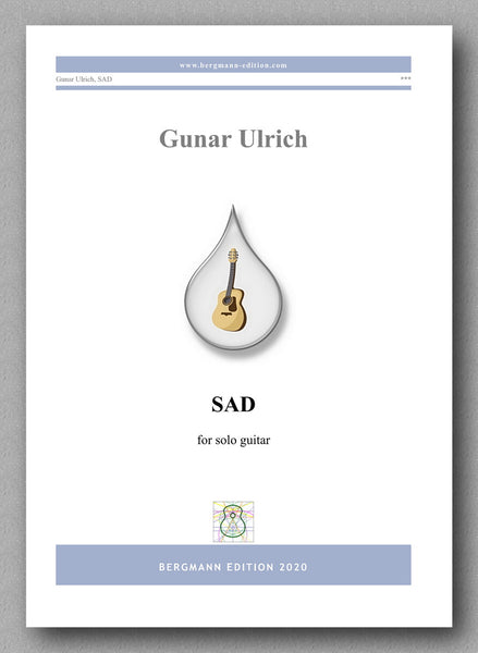 Gunar Ulrich, Sad - preview of the cover