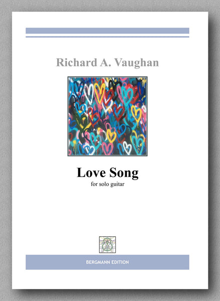 Vaughan - Love Song, preview of the cover