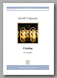 Kirill Voljanin, Circling - preview of the cover