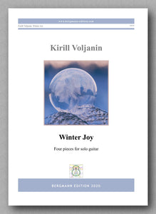 Kirill Voljanin, Winter Joy - Cover