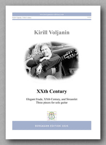 Kirill Voljanin, XXth Century - preview of the cover