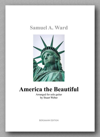 Ward - Weber, America the Beautiful - preview of the cover