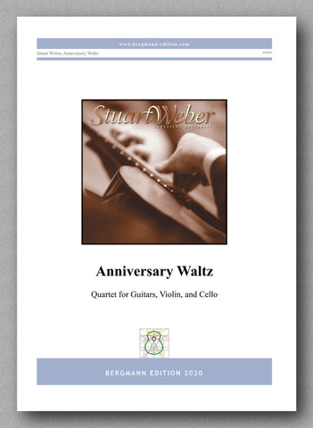 Weber, Anniversary Waltz - preview of the cover