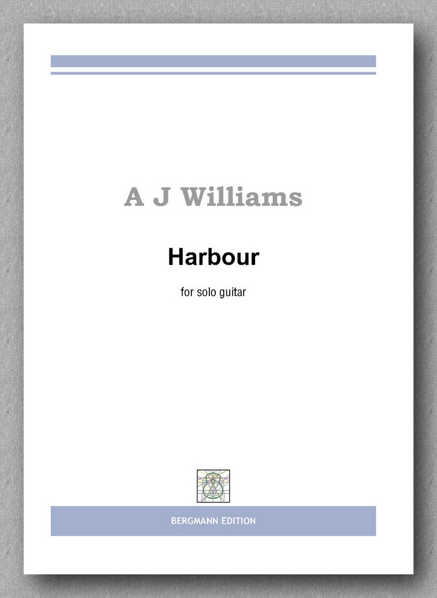 Andrew J Williams, Harbour - preview of the cover