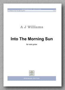 Williams, Into The Morning Sun - preview of the cover