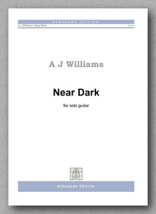 Andrew Williams, Near Dark - preview of the cover