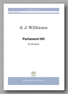 Williams, Parliament Hill - cover