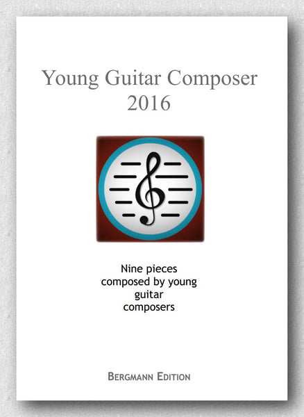Young Guitar Composer 2016