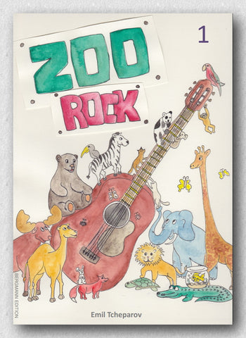 Tcheparov, Zoo Rock 1