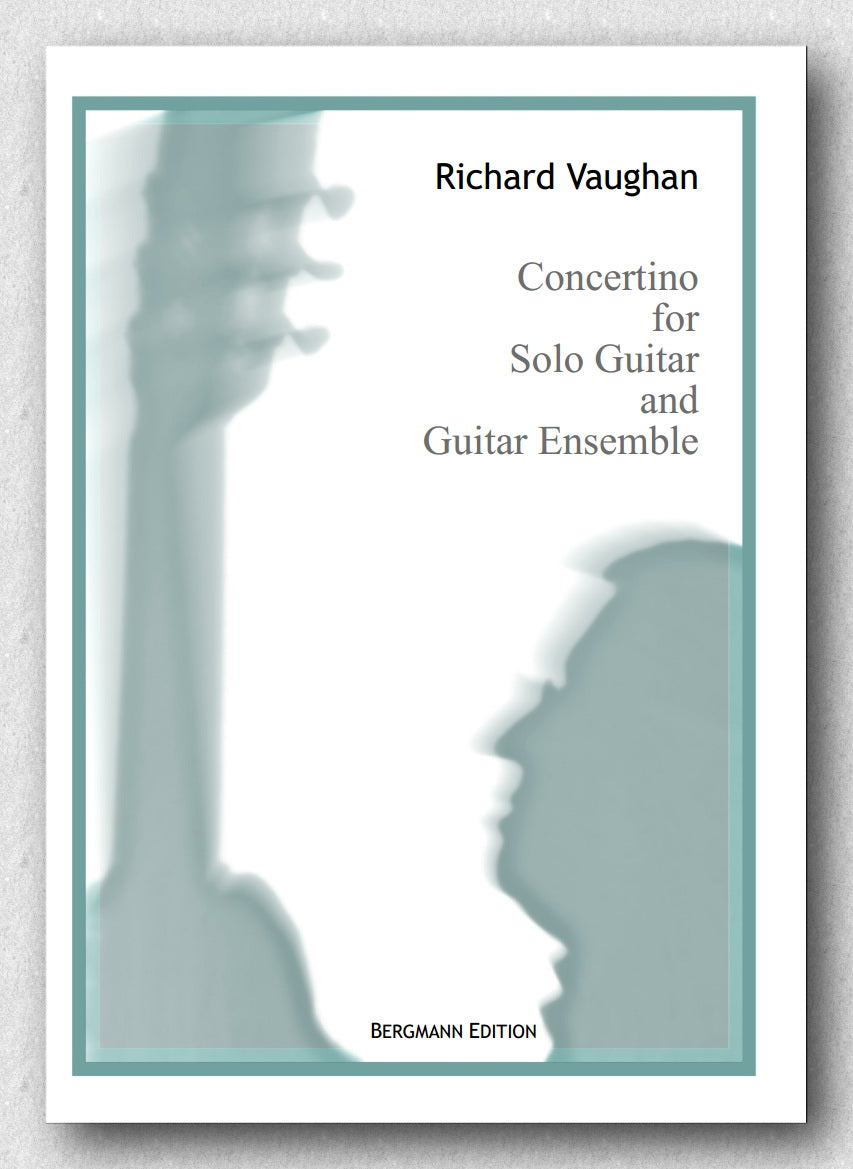 Vaughan, Concertino for Solo Guitar and Guitar Ensemble