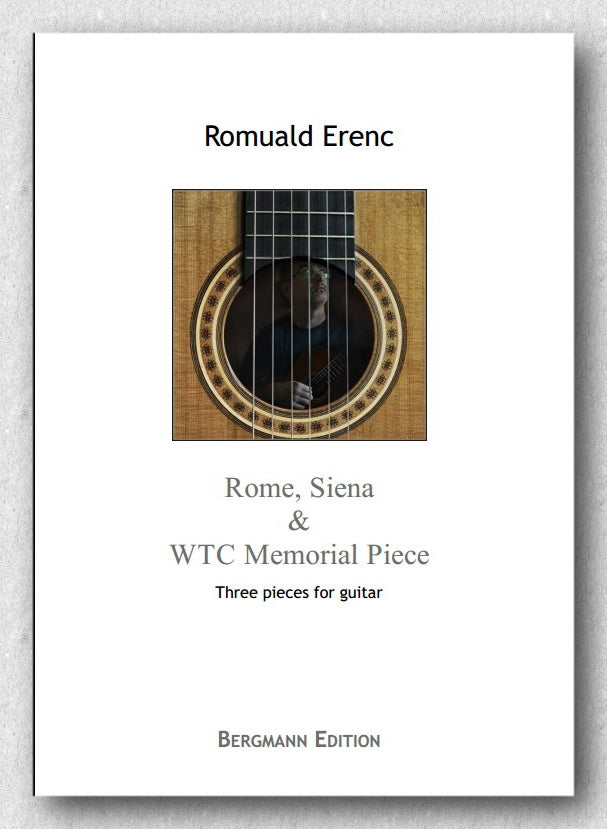 Erenc, Rome, Sienna and WCT Memorial
