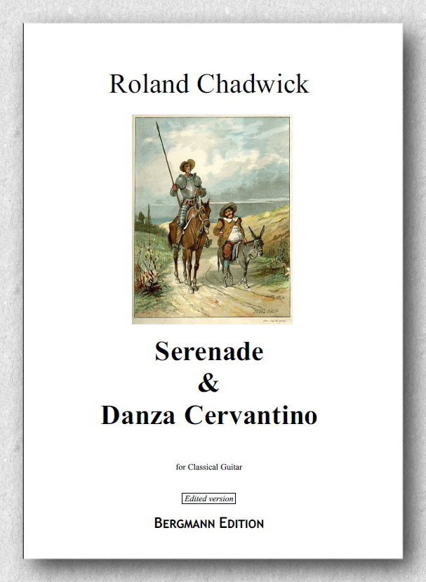 Chadwick, Serenade and Danza Cervantino