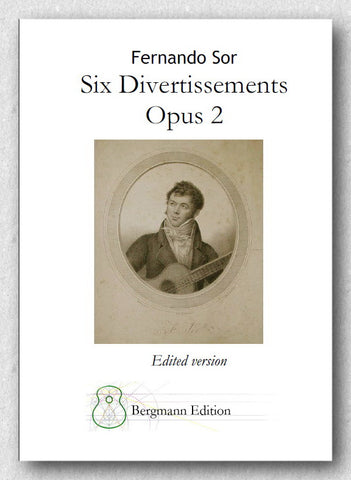 Sor, Six Divertissements, Opus 2