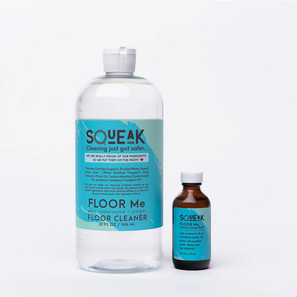 FLOOR Me Concentrated Refill | pine, cedar wood + juniper berry