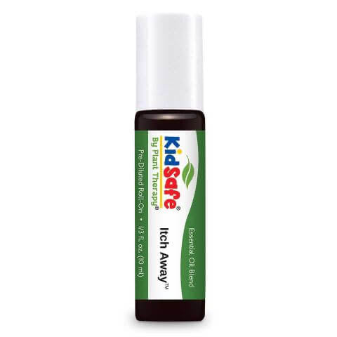 Itch Away  Roll On | KidSafe pre-diluted oil blend