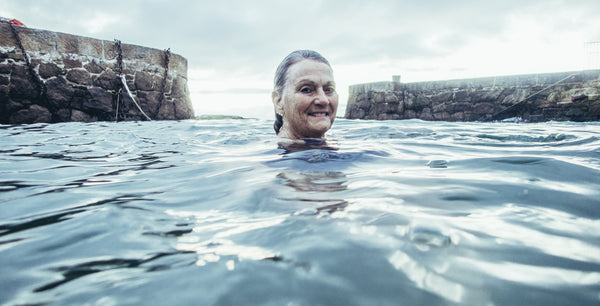 Humans of Swimrise — Linda Hebert