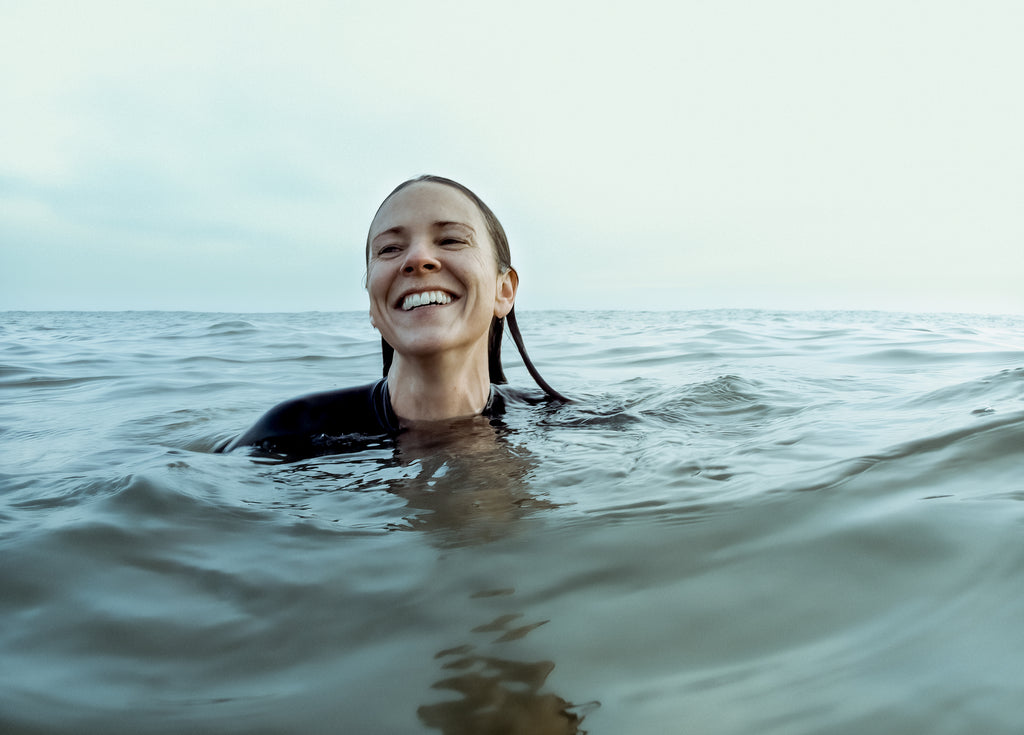 Humans of Swimrise - Mary Miles