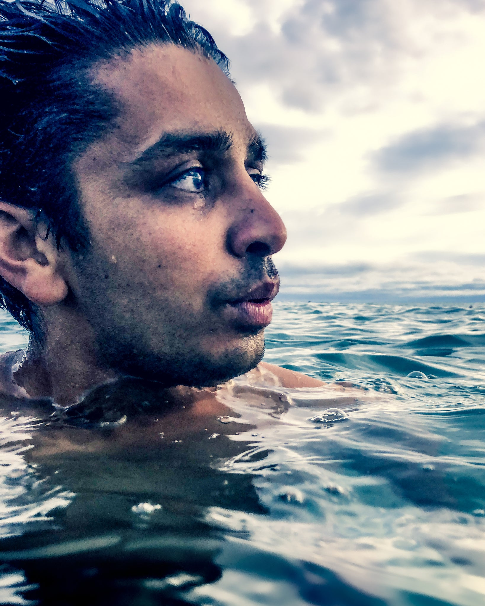 Humans of Swimrise – Raj Singh