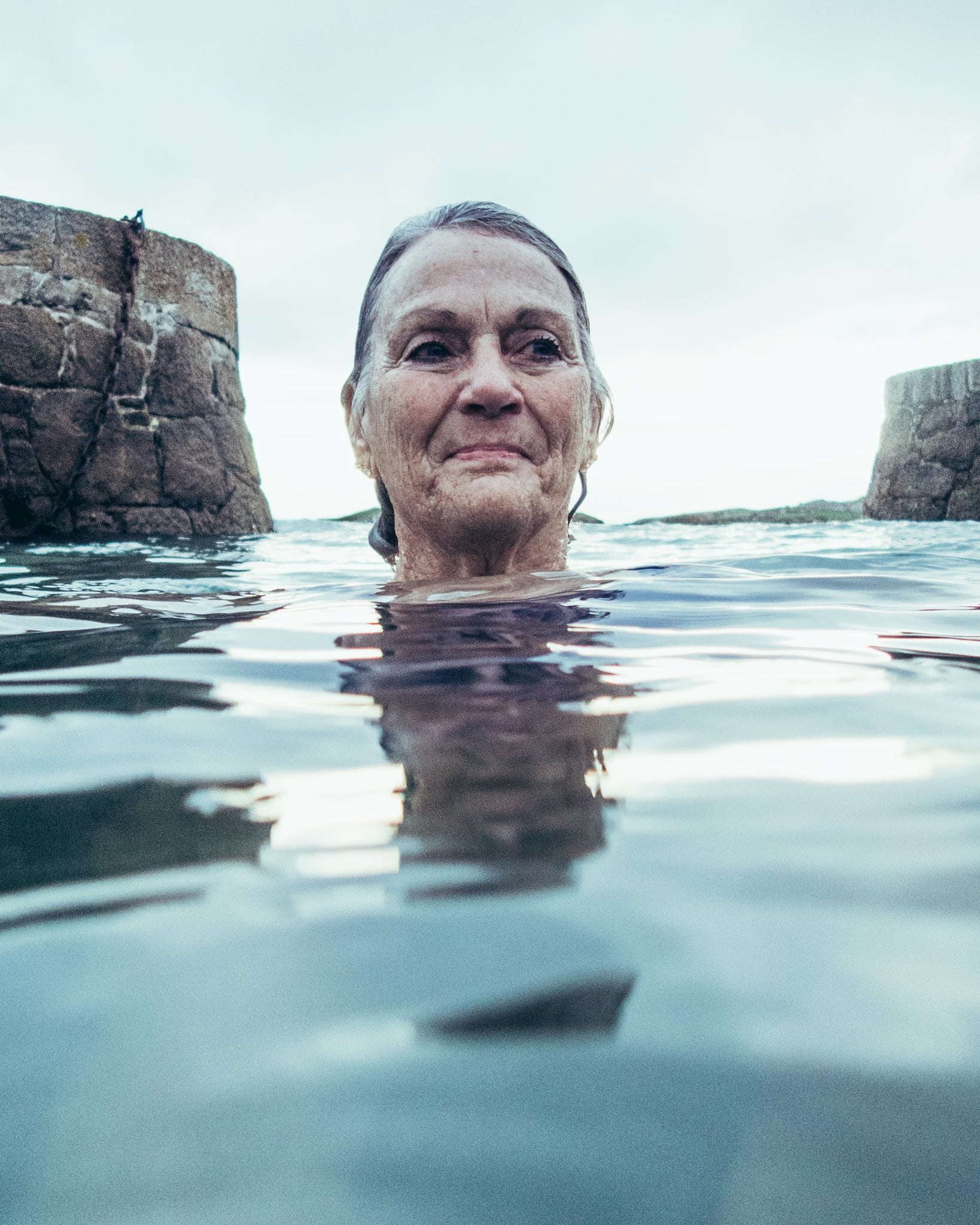 Linda Hebert, Humans of Swimrise