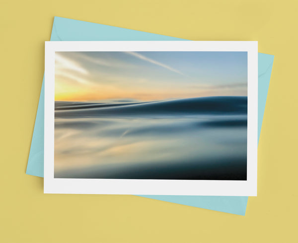 Sea Studio Greeting Cards, large (set of 4)