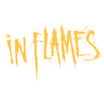 In Flames Shop mobile logo