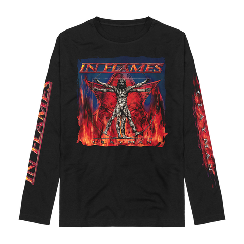 Clayman Album Art Longsleeve T-Shirt