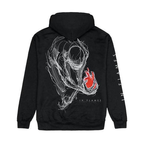 Come Clarity Injured Hoodie