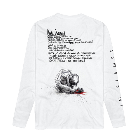 Come Clarity Lyric Longsleeve T-Shirt