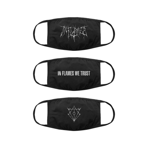 Logo Mask 3-Pack