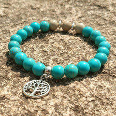 Tree of Life Charms Bracelet