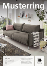 Laden Sie das Bild in den Galerie-Viewer, Musterring Sofa MR 890