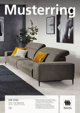 Laden Sie das Bild in den Galerie-Viewer, Musterring Sofa MR 9160