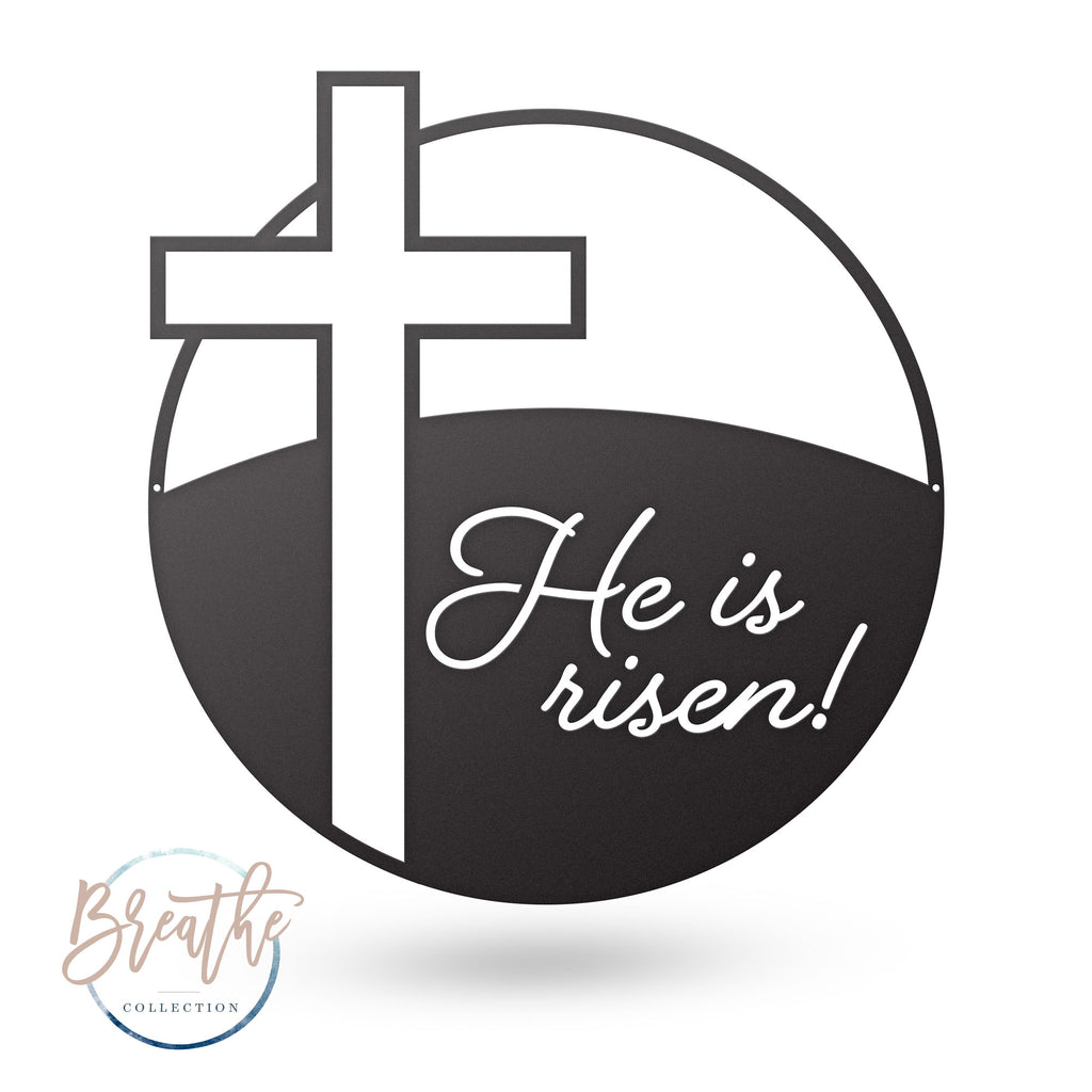 Breathe - He is Risen