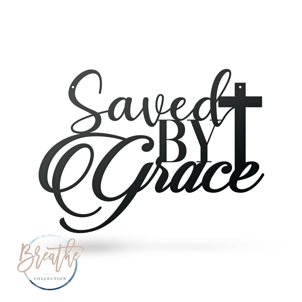 Breathe - Saved by Grace