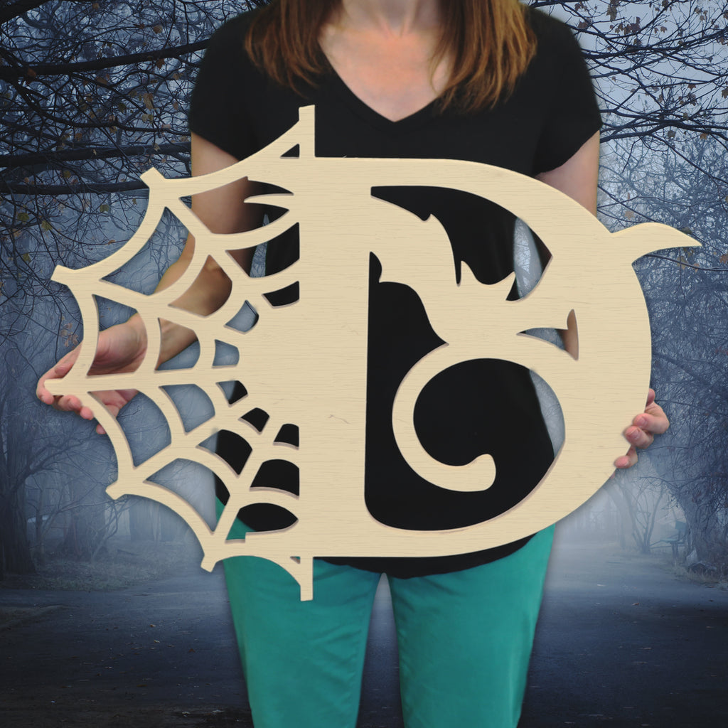 Spiderweb Monogram