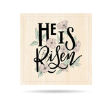 He Is Risen Square