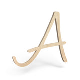 Brooklyn Font - Wooden Monogram Sign