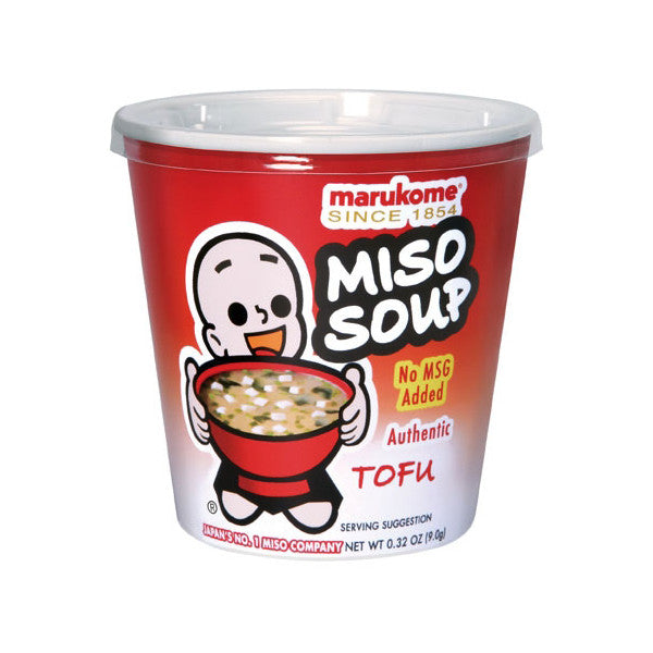 Classic Tofu Instant Miso Soup Cup