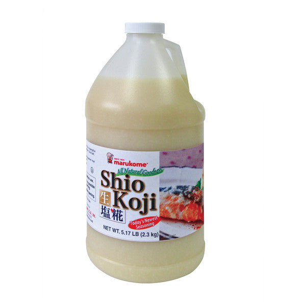 Shio Koji Half Gallon - 4 bottles