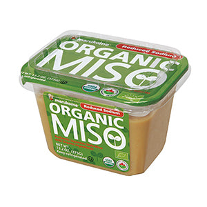 Organic 375g Reduced Sodium Miso