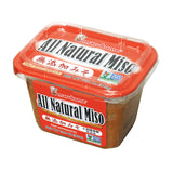 All Natural 375g Miso Paste