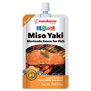 Miso Yaki for Fish