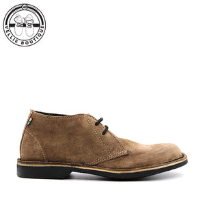 The Safari Veldskoen Heritage (Black Sole) - Vellie Boutique
