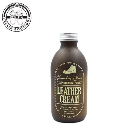Shoemaker's Choice - Leather Cream