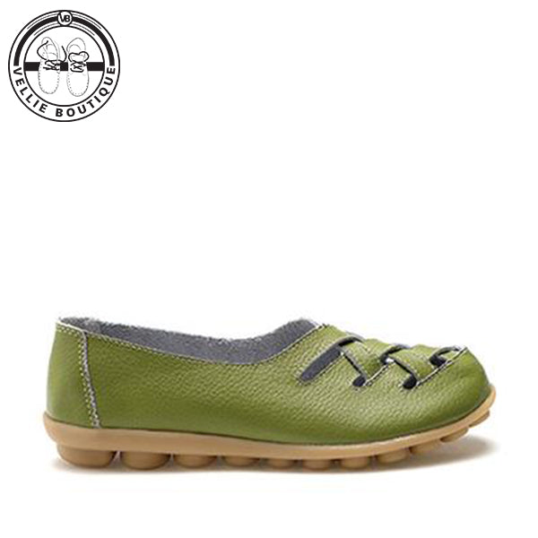 Cygnini (Green) - Vellie Boutique