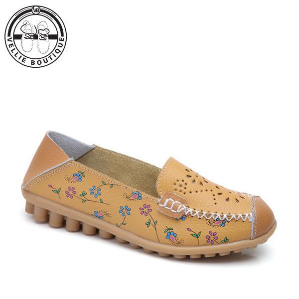I-Yellow Daisies (Air) - Vellie Boutique