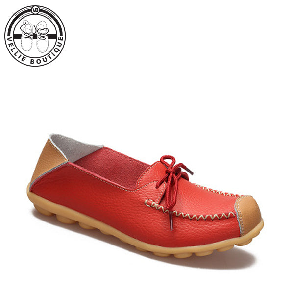 Z-Kosmos (Red) Size 3,3½,4,5,5½ & 8 Clearance Sale - Vellie Boutique