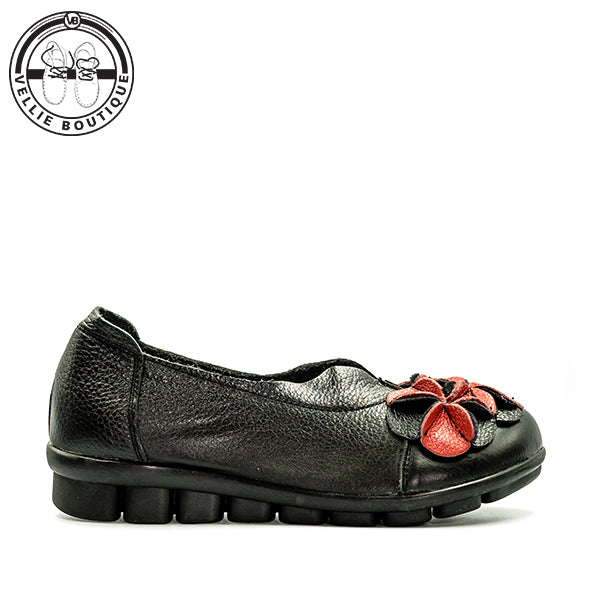 Z-Monk (Black) sizes 4,5,5½ and 8 Clearance sale - Vellie Boutique